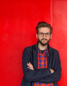 Arno van der Hoeven (photographer: Jaap van Rijn)
